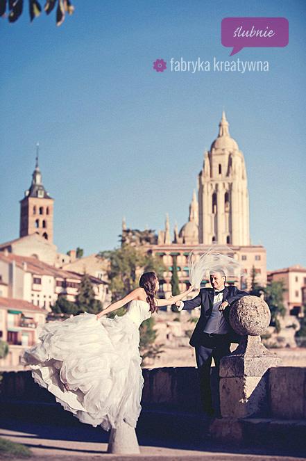 plener w Hiszpanii