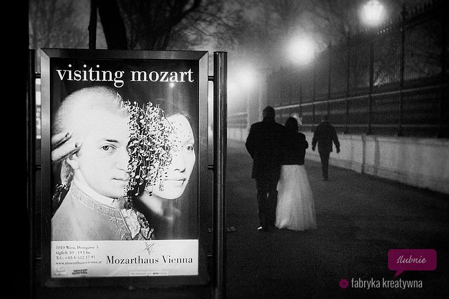 zdjęcia ślubne Wiedeń