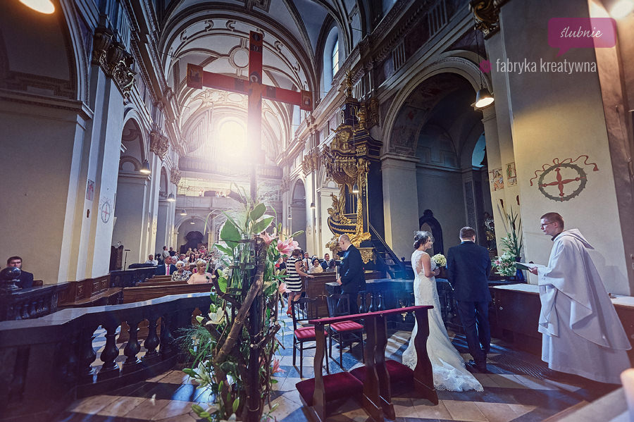 fotografia ślubna Kraków