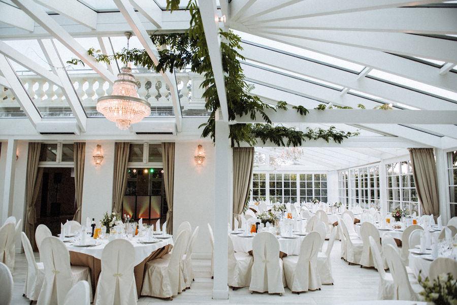 wesele Villa Julianna - elegancka przestrzeń na przyjęcie weselne koło Warszawy