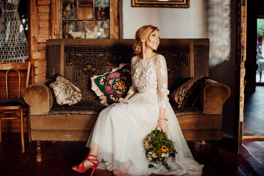 wesele w folwarku