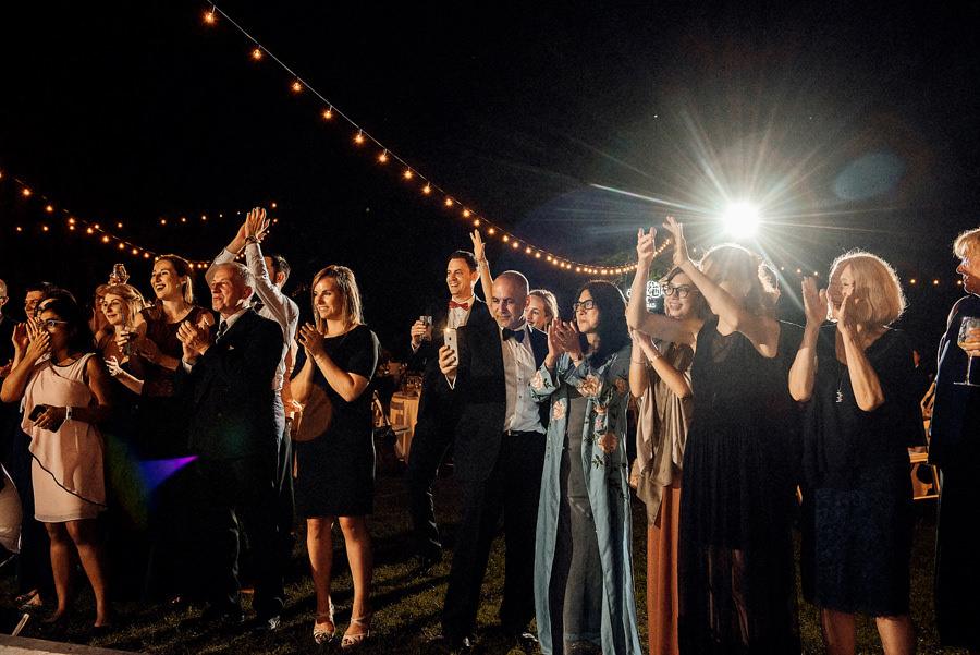 wesele w plenerze