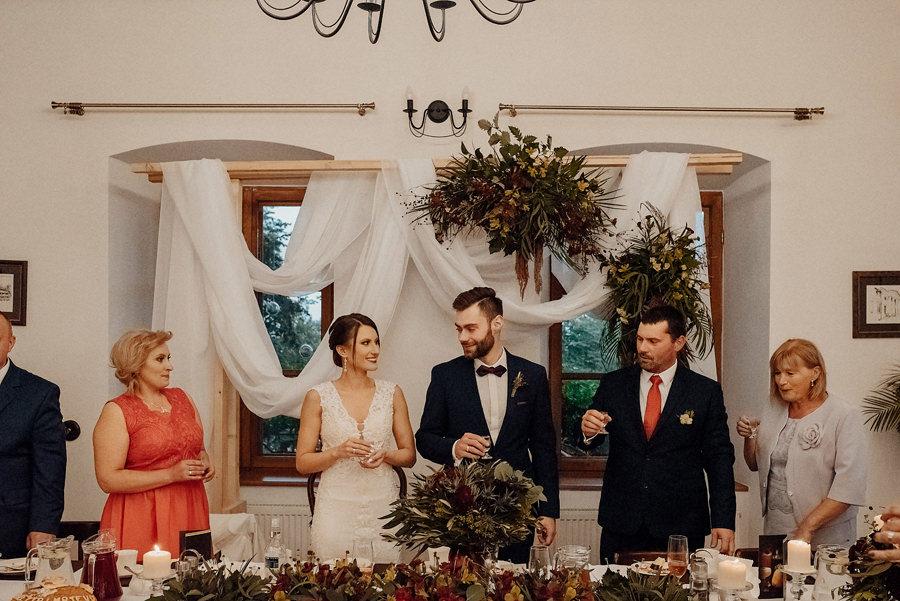 wesele Wioletty i Mateusza - Dwór w Brzeznej