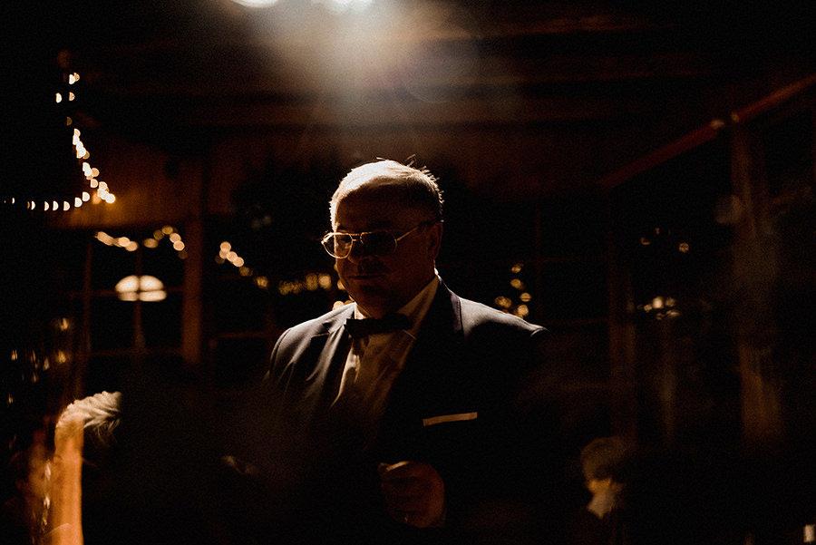 ślub boho Willa Tadeusz